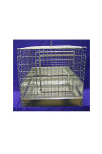 Premium Rabbit Cage Kit 18x24x17