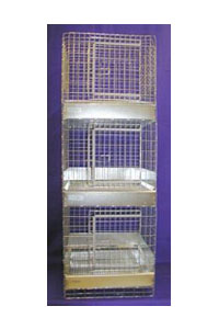 Rabbit Condo 18x18x53 (Not shippable)