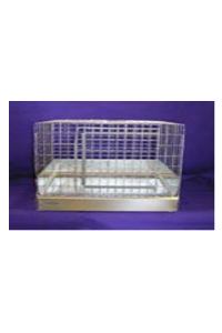 Premium Rabbit Cage Kit 18x18x17