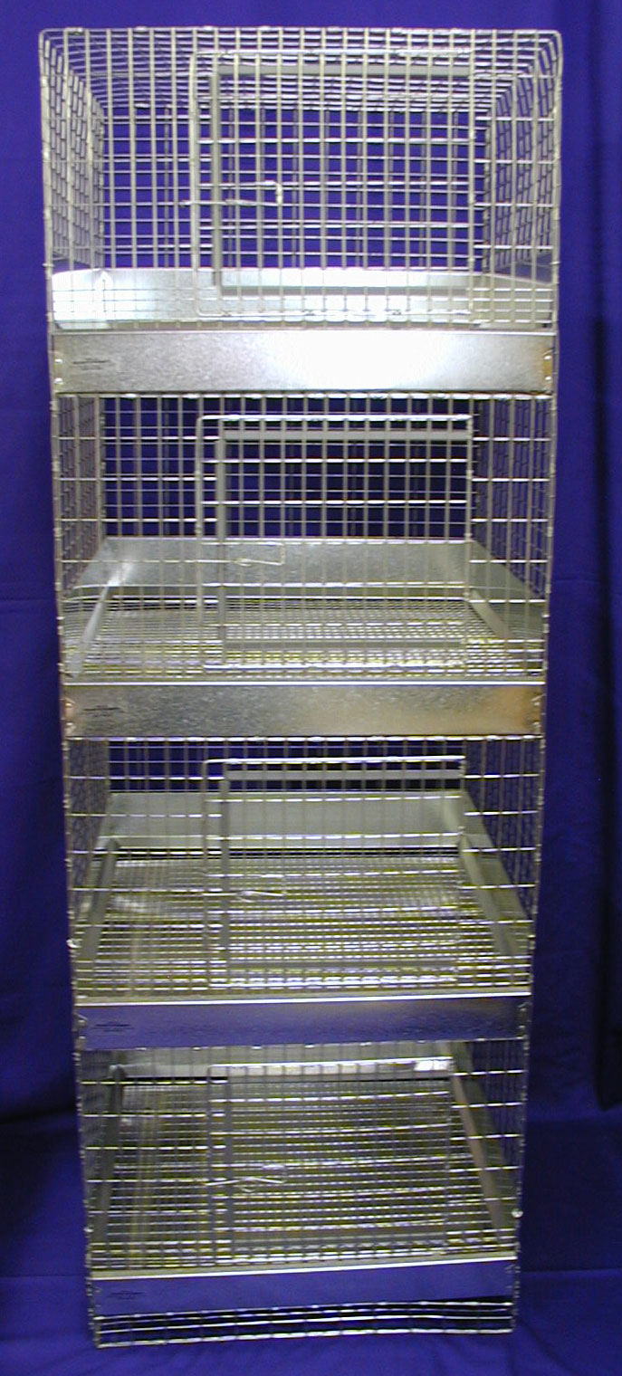 Rabbit Condo 24x24x70 (Not shippable)