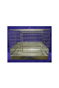 Premium Rabbit Cage Kit 24x24x19
