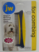 "Rotating Comb 5"" Medium"