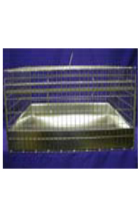 30x24x12 Cavy Cage Kit/ Plastic tray