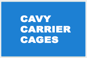 Cavy Carrier Cages