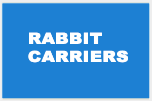 Rabbit Carrier Cages