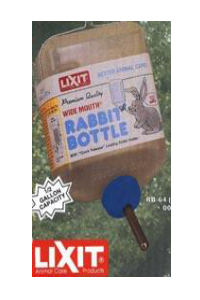 Wide Mouth Rabbit Bottle